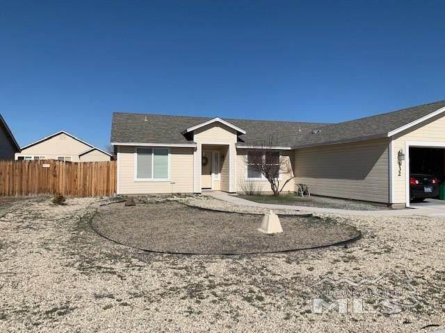 132 Prairie Lane, Fernley, NV 89408 (MLS #200002468) :: Chase International Real Estate