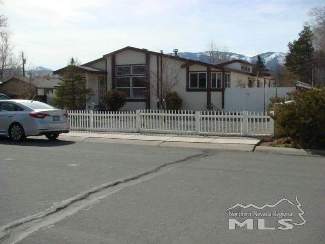 2940 Poole Way, Carson City, NV 89706 (MLS #200002889) :: Harcourts NV1