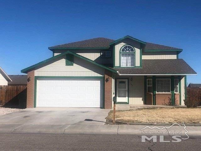 544 Dani Street, Fallon, NV 89406 (MLS #200002919) :: Ferrari-Lund Real Estate