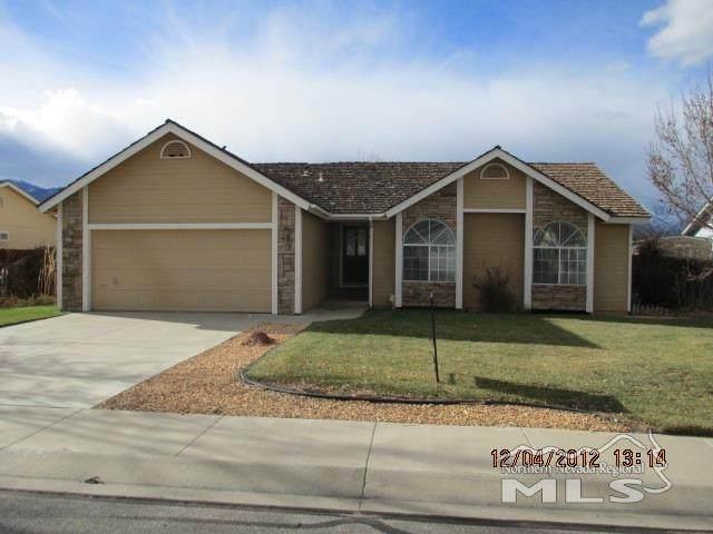 658 Joette Drive, Gardnerville, NV 89460 (MLS #200003495) :: Ferrari-Lund Real Estate