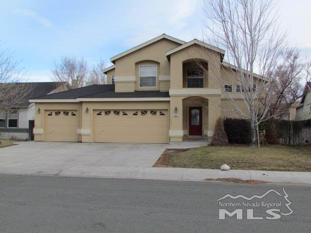 507 Windchase, Dayton, NV 89403 (MLS #200003733) :: Harcourts NV1