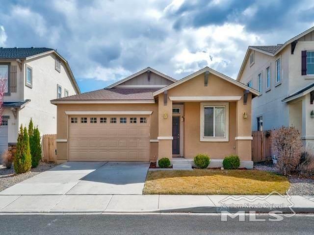 2256 Big Trail Cir, Reno, NV 89521 (MLS #200003839) :: NVGemme Real Estate