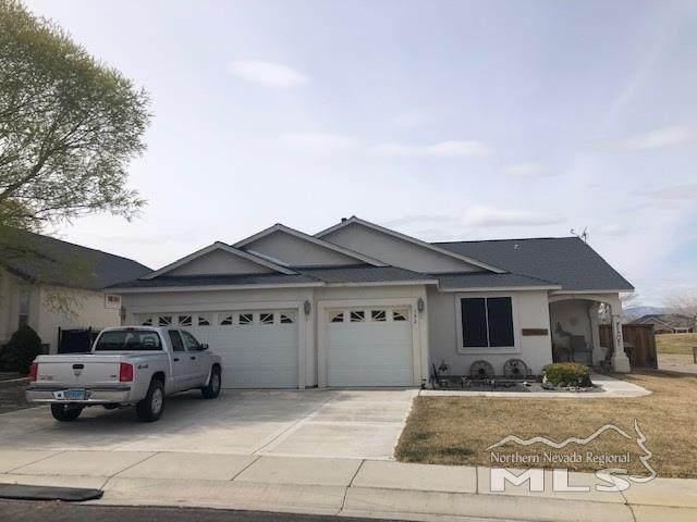 592 Wedge Lane, Fernley, NV 89408 (MLS #200004060) :: Harcourts NV1