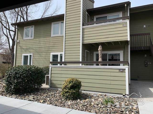 555 E Patriot Blvd. #287, Reno, NV 89511 (MLS #200004064) :: Ferrari-Lund Real Estate