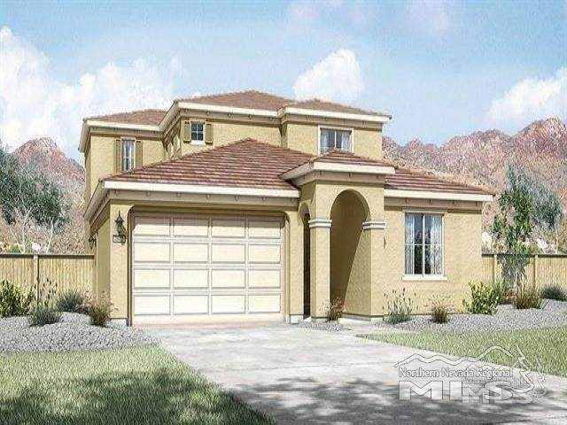 3216 Constantine Dr Homesite 531, Sparks, NV 89436 (MLS #200004089) :: Chase International Real Estate