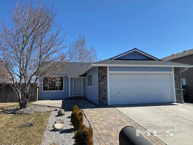 6610 Canoe Hill Drive, Sparks, NV 89436 (MLS #200004281) :: NVGemme Real Estate