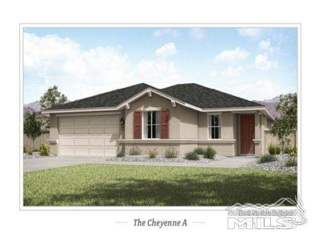 310 Yuba Ct Homesite 25, Dayton, NV 89403 (MLS #200005085) :: Chase International Real Estate