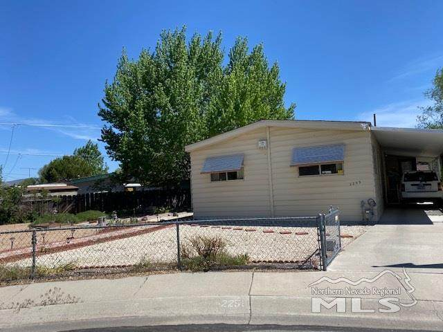 2259 Fairmont Way, Carson City, NV 89706 (MLS #200005897) :: NVGemme Real Estate