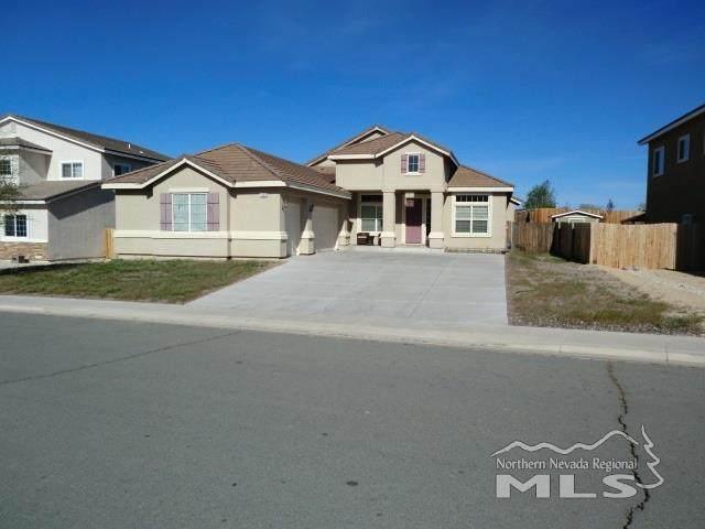 1405 Wind River Rd, Fernley, NV 89408 (MLS #200005960) :: NVGemme Real Estate