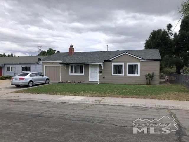 705 L Street, Sparks, NV 89431 (MLS #200006018) :: Harcourts NV1