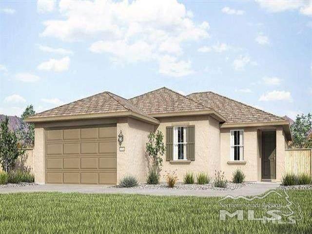 141 San Joaquin Dr Homesite 134, Dayton, NV 89403 (MLS #200006262) :: Chase International Real Estate