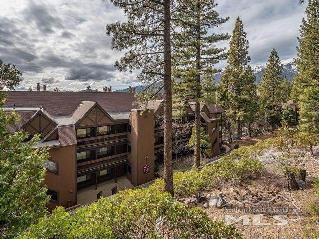 335 Ski Way #319, Incline Village, NV 89451 (MLS #200006306) :: Harcourts NV1