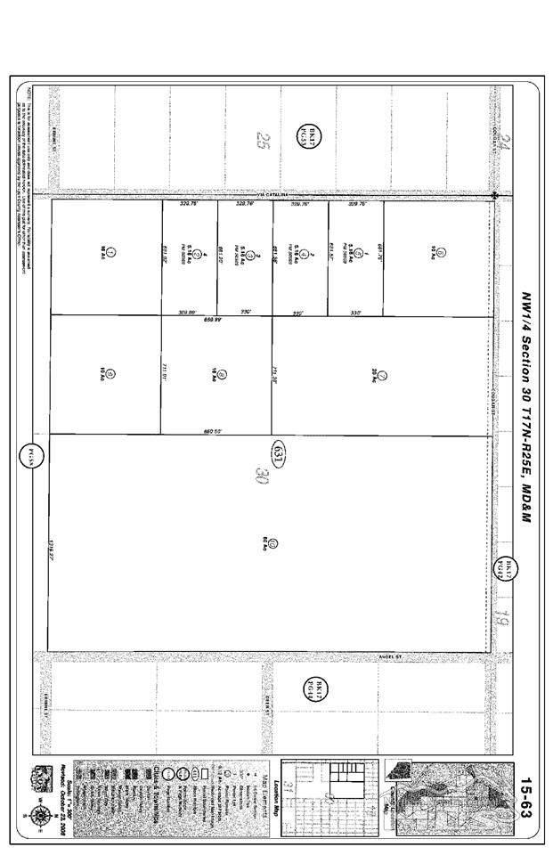 Parcel No. 01563109, Silver Springs, NV 89429 (MLS #200006522) :: Chase International Real Estate