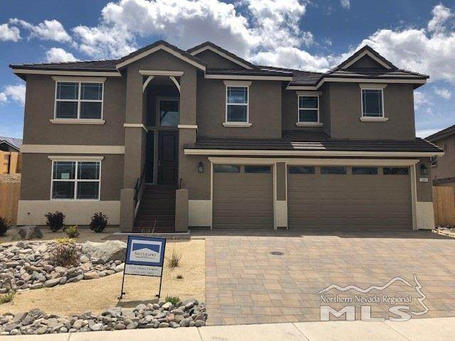 1641 Cantinia Drive, Sparks, NV 89436 (MLS #200006571) :: L. Clarke Group | RE/MAX Professionals