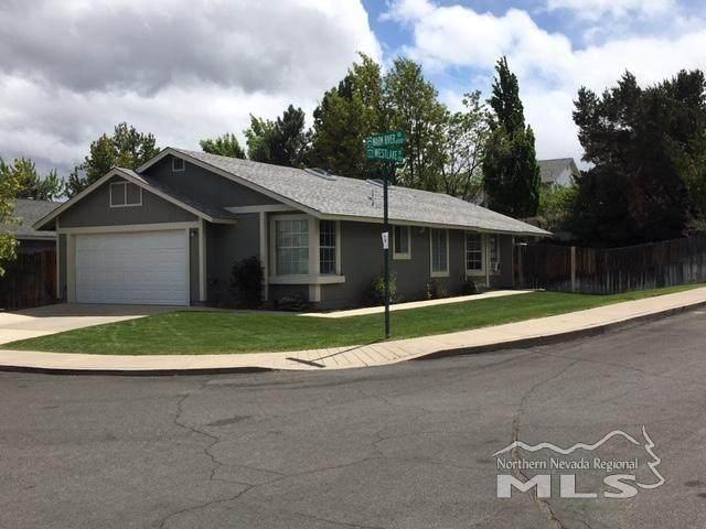 6066 Warm River Road, Reno, NV 89523 (MLS #200006628) :: The Mike Wood Team