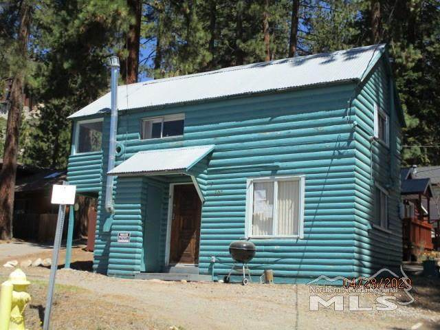207 Bedell Way, Zephyr Cove, NV 89448 (MLS #200006740) :: Harcourts NV1