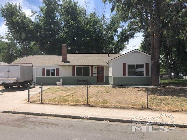 1509 Stanford, Sparks, NV 89431 (MLS #200006874) :: Ferrari-Lund Real Estate