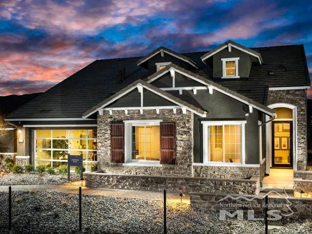 9520 Baldacci Ct Homesite 33, Reno, NV 89521 (MLS #200007159) :: Fink Morales Hall Group