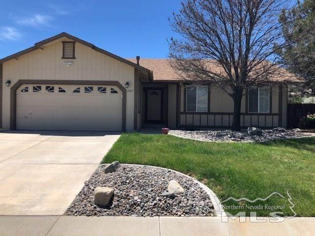 107 Josefina Court, Sparks, NV 89441 (MLS #200007990) :: Ferrari-Lund Real Estate