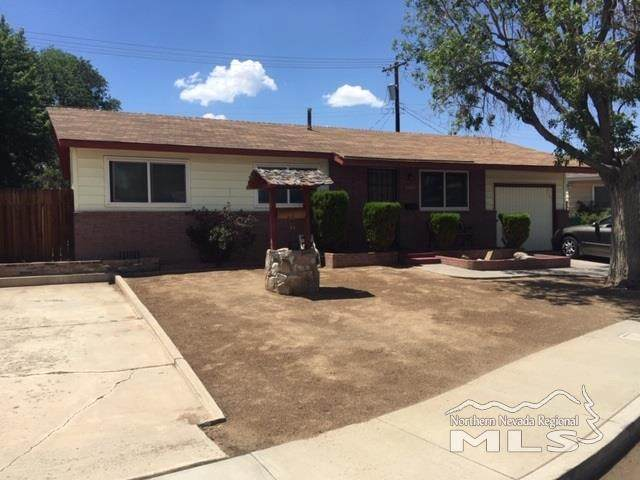 2392 Pauline Ave, Sparks, NV 89431 (MLS #200008474) :: Chase International Real Estate