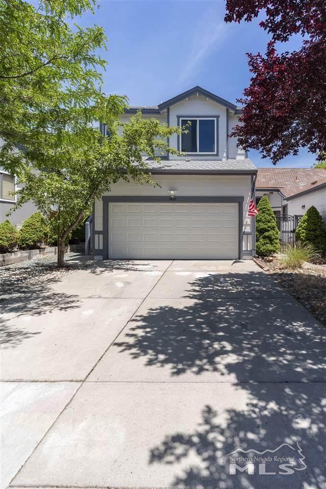 1822 Sierra Highlands Dr., Reno, NV 89523 (MLS #200008610) :: Ferrari-Lund Real Estate