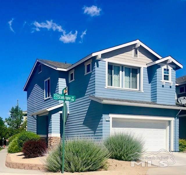 2185 Stanhope Ln, Reno, NV 89502 (MLS #200008889) :: Theresa Nelson Real Estate