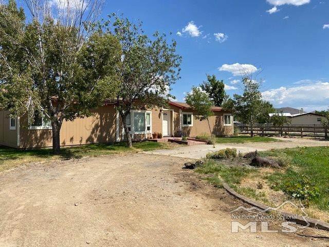 3730 Pershing Ln, Washoe Valley, NV 89704 (MLS #200009612) :: Fink Morales Hall Group