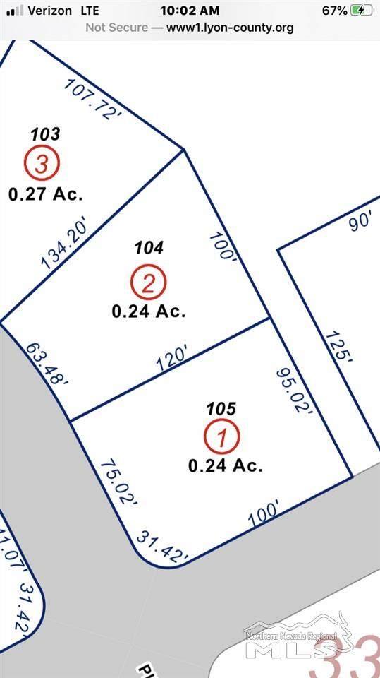 28 Northridge, Yerington, NV 89447 (MLS #200009678) :: Chase International Real Estate
