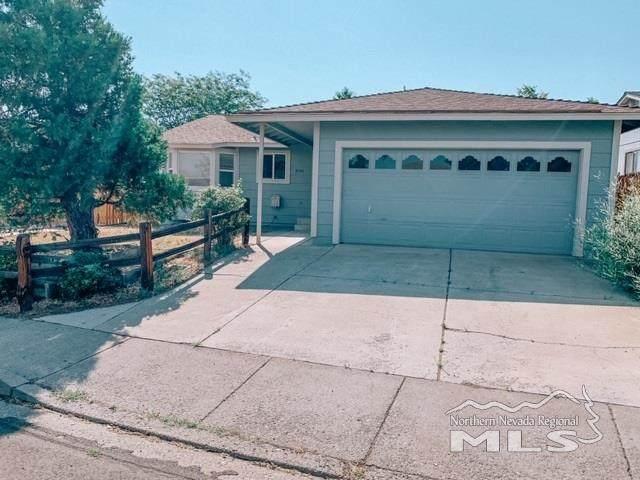 8740 Red Baron Blvd, Reno, NV 89506 (MLS #200009826) :: Ferrari-Lund Real Estate