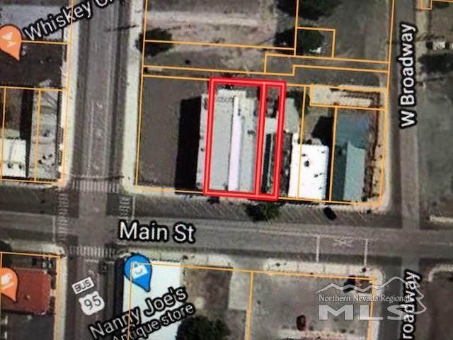 250&260 Main Street, Lovelock, NV 89419 (MLS #200010050) :: NVGemme Real Estate
