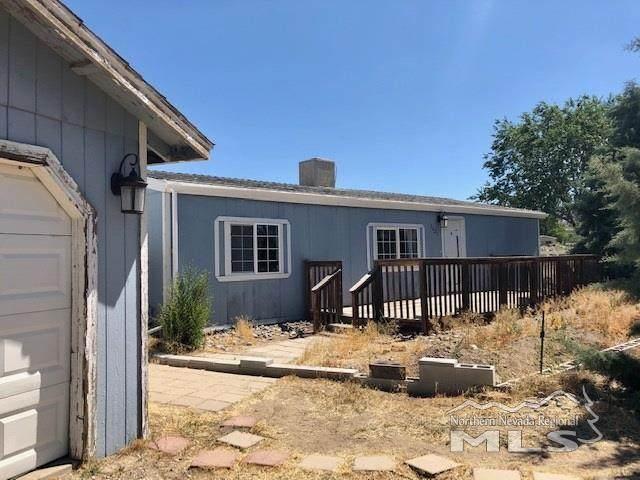 3625 Clark Dr, Washoe Valley, NV 89704 (MLS #200010416) :: Fink Morales Hall Group