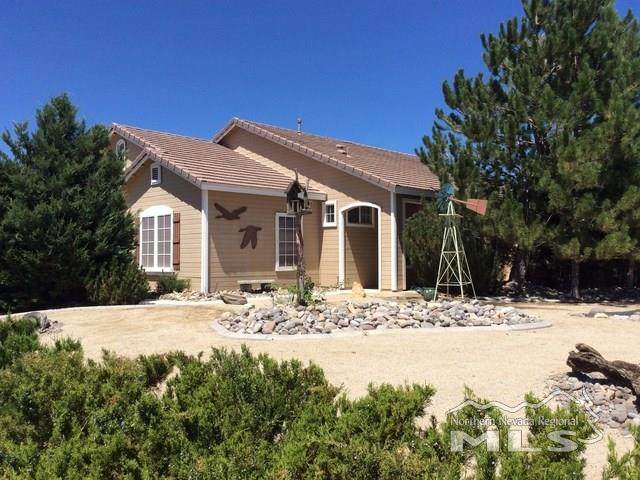 206 Bobcat, Dayton, NV 89403 (MLS #200010662) :: The Craig Team