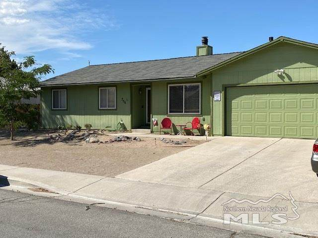 756 G St., Fernley, NV 89408 (MLS #200010883) :: Fink Morales Hall Group