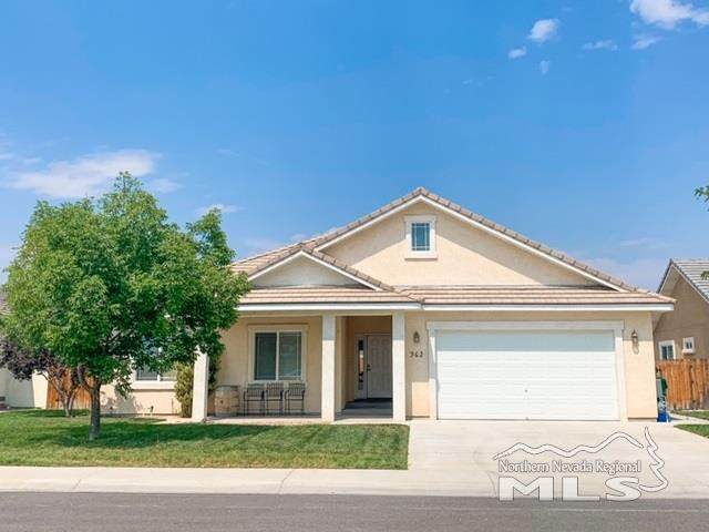 962 Conifer, Fallon, NV 89406 (MLS #200011865) :: The Mike Wood Team