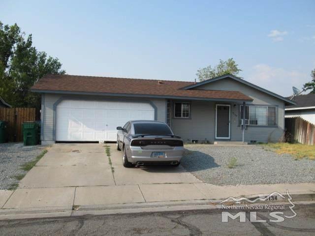 3134 Shriver, Carson City, NV 89701 (MLS #200012069) :: Vaulet Group Real Estate