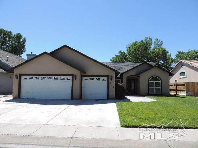 935 Julia, Fernley, NV 89408 (MLS #200012202) :: Vaulet Group Real Estate