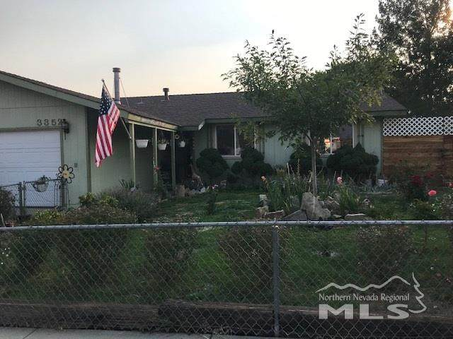 3352 Placer Ct., Carson City, NV 89705 (MLS #200012509) :: The Mike Wood Team