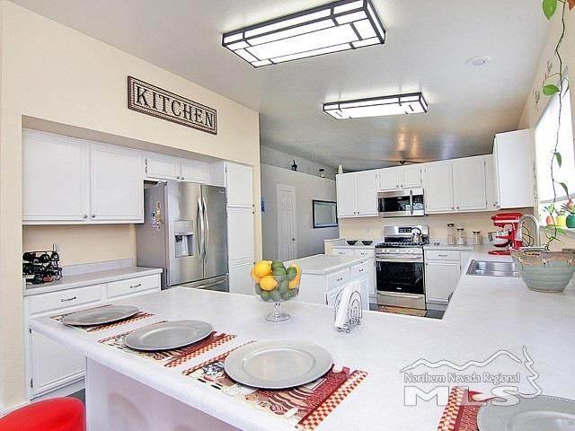 6466 Chumash, Sun Valley, NV 89433 (MLS #200012661) :: Ferrari-Lund Real Estate