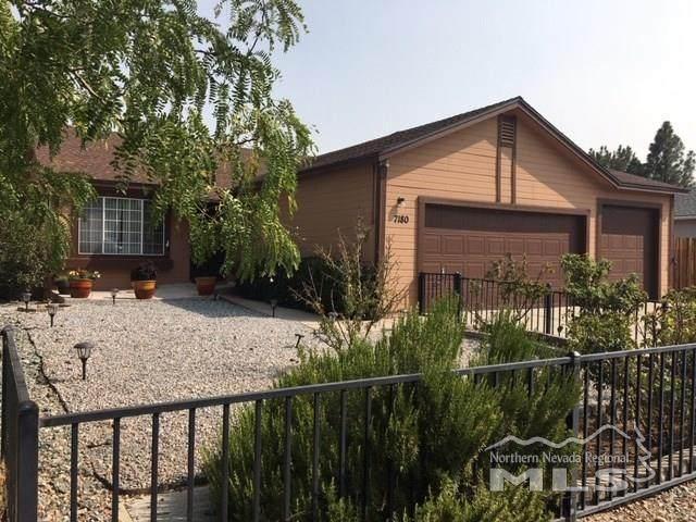 7180 Pah Rah, Sparks, NV 89436 (MLS #200012836) :: Vaulet Group Real Estate