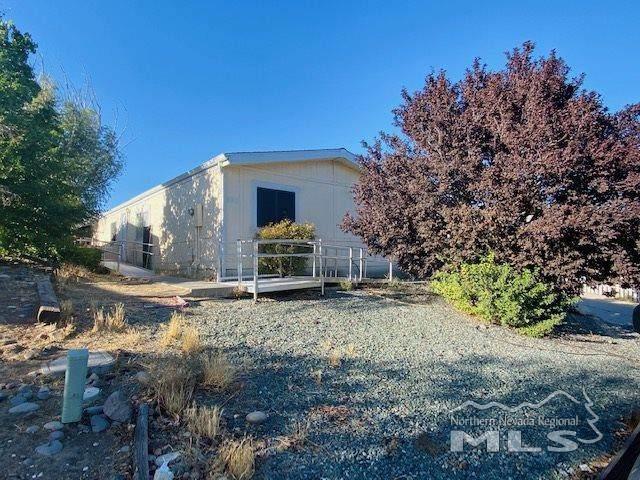 201 Miriam Way, Carson City, NV 89706 (MLS #200013002) :: Ferrari-Lund Real Estate