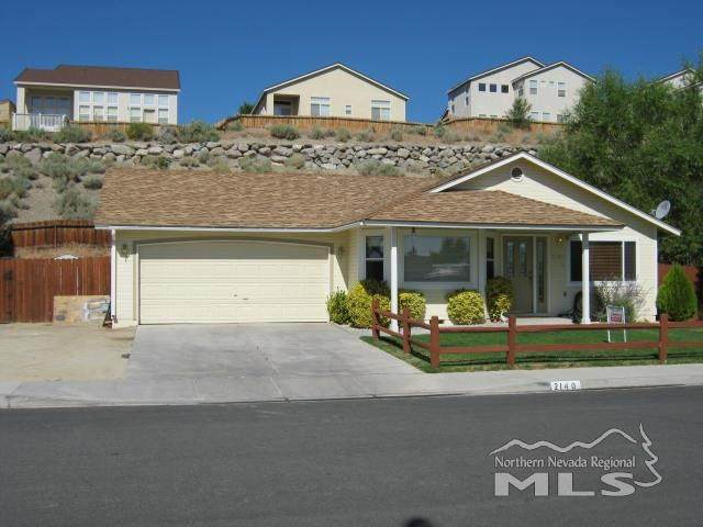 2140 Joshua Drive, Carson City, NV 89706 (MLS #200013040) :: Chase International Real Estate