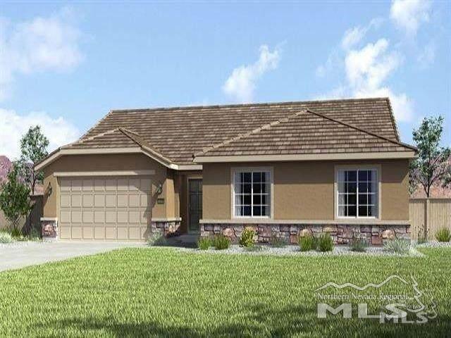 135 Oakmont Dr Homesite 116, Dayton, NV 89403 (MLS #200013111) :: Vaulet Group Real Estate