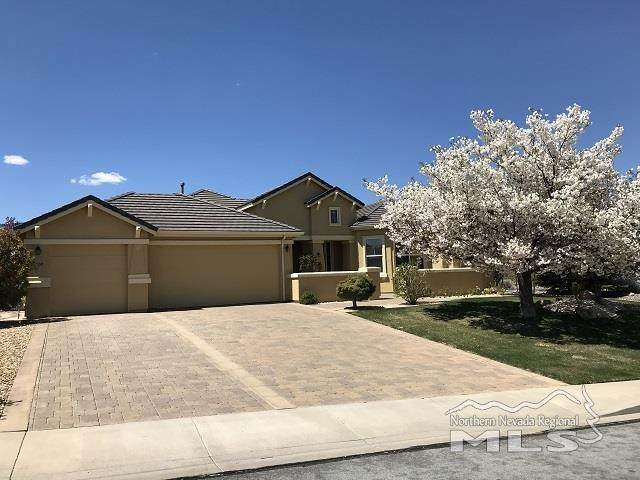 6809 Marble Canyon Road, Reno, NV 89511 (MLS #200013313) :: Ferrari-Lund Real Estate