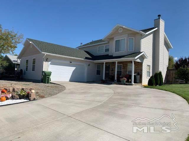 393 Macgregor St, Winnemucca, NV 89445 (MLS #200013508) :: NVGemme Real Estate