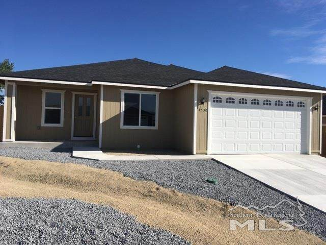 1992 Cheyenne Court, Fernley, NV 89408 (MLS #200013601) :: The Mike Wood Team