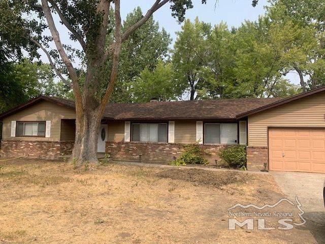 5755 Old Hwy 395, Washoe Valley, NV 89704 (MLS #200013638) :: NVGemme Real Estate