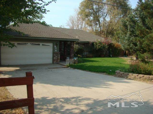 916 Tillman Lane, Gardnerville, NV 89460 (MLS #200014078) :: Ferrari-Lund Real Estate