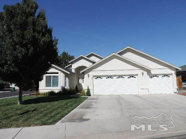 1510 Putter, Fernley, NV 89408 (MLS #200014248) :: Theresa Nelson Real Estate