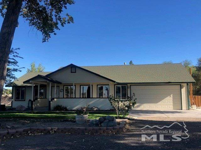 5920 Bottom Road, Fallon, NV 89406 (MLS #200014638) :: Chase International Real Estate