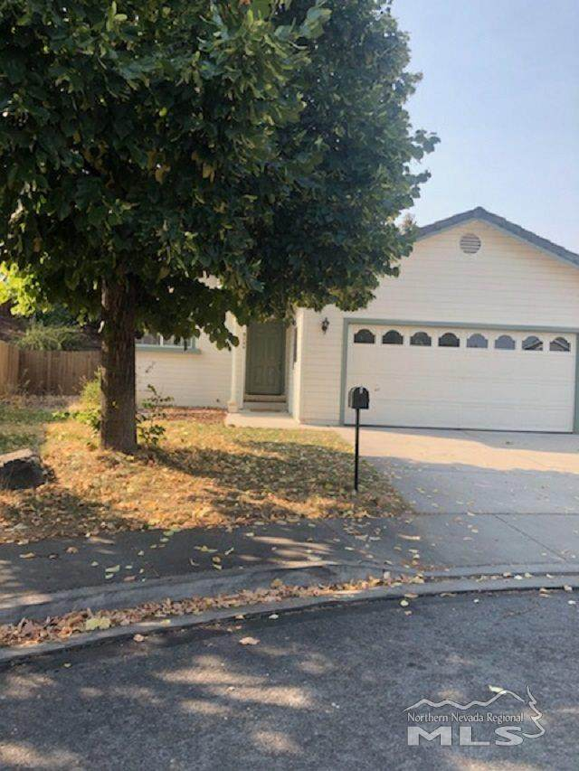 2155 Canyon Point Court, Sparks, NV 89436 (MLS #200014665) :: Ferrari-Lund Real Estate